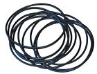 Pony Club Mounted Games - RUBBER RING SET - set of 9 Q9RR