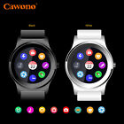 Cawono S3 Heart Rate Monitor Smart Watch With BT Pedometer Sleep For iOS Android