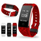 Waterresist S2 Dynamic Heart Rate Smart Health Bracelet Watch Fitness Tracker