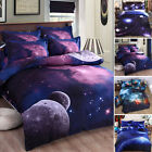 Duvet Cover Bedding Blanket Single Queen Quilt Cover Comforter Set Bedding New