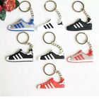 2D Adidas Originals Superstar Trainer Shoe Keyring Keychain Xmas Stocking Filler