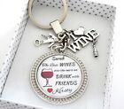 S.K - NAMES - Best wines drink with Friends..Best friend,Birthday,Christmas gift