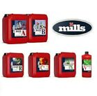 Mills Nutrients Package 20L Basis A/B & 10L Start-R, C-4, Ultimate PK & Vitalize