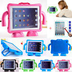 Kids Safe Handle Stand EVA Shockproof New Cover Back Case For iPad 2 3 4 9.7""