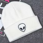 Warm Soft Mens Women's Winter Warm Alien Hat Pom Hat Beanie Ski Cap - UK