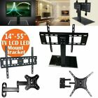 """NEW 37""""-55"""" Universal TV Stand/Base LCD/LED/Plasma TVs Tabletop Stand US"""