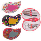 Ladies Girls Bird Manicure Set Nail File Nail Scissors Gifts
