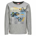 "LEGO® Wear NEXO KNIGHTS Langarm-T-Shirt Teo204 ""Power Up"" langarm Shirt"
