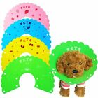 Dog Elizabethan Soft Foam Protective Collar Wound Healing Cone Recovery E-Collar