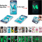 For iPhone Huawei Moto Phone HD Noctilucent Soft TPU Matte Case Back Cover XS