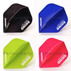 WINMAU RHINO DART FLIGHTS, Extra Strong Tough Thick - 6 Colours - 1/5/10 Sets
