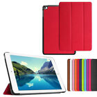 Luxury Folio Flip PU Leather Case Cover Stand Skin Shockproof For Lenovo Tablets