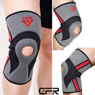Adjustable Hinged Knee Brace Patella Compression Support Pain Relief Neoprene
