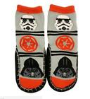 STAR WARS Children's Slipper Socks ~ 2T-3T or 4T-5T ~ NEW