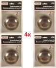 """LOT OF 3"""" inch Stainless Steel Round Mini Magnet Parts Tray Organizer Home Tool"""