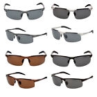 Outdoor Sporty Vaulted Polarized Sunglasses Cycling Bike Goggles UV400 Glasses