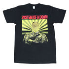 System of A Down Physigraphy Men's T-Shirt Black  image