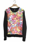 BATCH1 JELLY BEANS ALL OVER FASHION PRINT NOVELTY JELLY SWEE