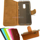 "For ZTE Blade V7 Plus 5.2"" / NEW TPU + PU Leather Wallet Stand Design Case Cover"