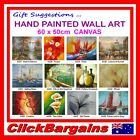 HAND PAINTED WALL ART DECOR OIL PAINTING on 60x50cm CANVAS SUITABLE WEDDING GIFT