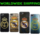 Real Madrid Football Skin Case Cover For Iphone 4/5/5S/C/SE 6/6s Plus 7/Plus