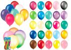 """QUALITY LATEX BALLOONS 12"""" Pearlised / Standard FOR Decoration Birthdays Parties"""