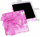 1-20 Luxury Gift Boxes For Jewellery Wedding Favours Presents Gift Box Packaging