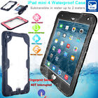 For Apple iPad Mini 4 Waterproof Snow Dirt Shockproof Slim Heavy Duty Case Cover