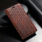 Luxury Magnetic Flip Cover Stand Leather Wallet  Case For Samsung Galaxy Models