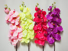 Artificial Simulation Flowers Pink /Red/Purple/Green Home Decor Brand New104cm