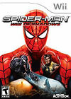 Spider-Man: Web of Shadows (Nintendo Wii,  2008) Disc Only Tested
