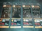 """GURU 4"""" METHOD HAIR RIGS with BAITBANDS. ALL SIZES AVAILABLE. LOW POSTAGE."""
