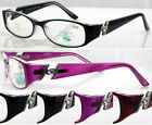 L345 Unisex Plastic Reading Glasses/Simple Designs/Classic Style/Stylish Colours