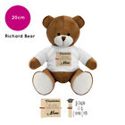 Personalised Name Graduation Richard Teddy Bear Gift Ideas Gifts for Him Her