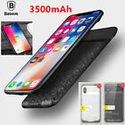 Baseus Thin Power Case for iPhone 7 7 Plus External Battery Backup Charger Cover