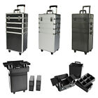 4 In 1 Beauty Trolley Vanity Makeup Nail case Cosmetic Hairdressing Case Box