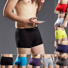 Men's Pouch Trunks Boxers Soft Trunks Pants Briefs Shorts Underwear Underpants