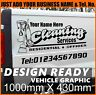 More images of 3x Cleaning Vehicle Graphics Self Adhesive Vinyl Sticker Decal Custom SignMaking