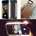 Luminous Dual Bright LED Case For iPone 7 Plus Light Up Selfie Cell Duo Cover