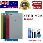 Sony Xperia Z5 Compact Mini Back Rear Glass Housing Battery Cover Case + Tools