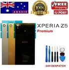 Sony Xperia Z5 Premium Back Rear Glass Housing Battery Cover Case + Tools