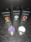 Genuine Mac Glitter and Pigments 0.3g unbranded pot * New Pro Shades*