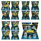 LEGO FUN PACK DIMENSIONS Various Characters BUILDING TOY NEW IN BOX SEALED!