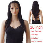 Sexy Long Hair Baby Wave Lace Front Human Hair Wigs 130% Density Full Lace Wigs