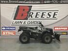 2002 POLARIS MAGNUM 325 4X4 SILVER 4FT PLOW LOCATED IN BREESE IL LOOK NO RESERVE