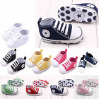 baby yellow shoes - New Toddler Newborn Shoes Baby Infant Kids Boy Girl Soft Sole Canvas Sneaker Hot