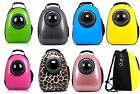 Pet Cat Small Dog Carrier Bag Traveler Bubble Backpack