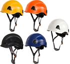 Height Safety PPE Climbing Rope Access Linesman Safety Work Hard Hat Helmet
