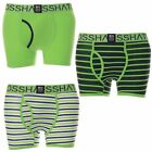 Mens Branded Designer Fashion Boxers Cotton Stretch Shawn Trunks S-XL