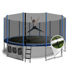16ft Round Summit Trampoline - Blue - Free Delivery